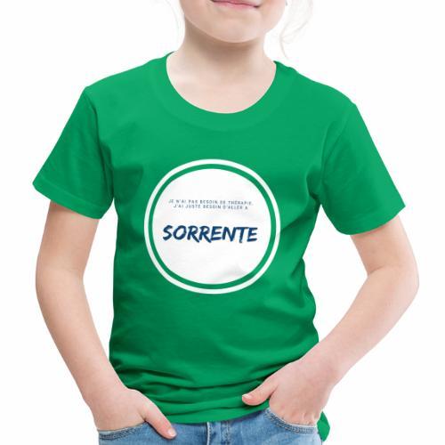 therapy - T-shirt Premium Enfant