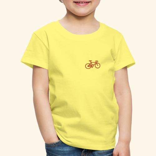 Rennrad, Race-Bike, Velo - Kinder Premium T-Shirt