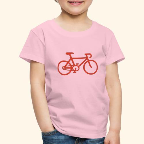 Rennrad, Race-Bike, Fahrrad - Kinder Premium T-Shirt