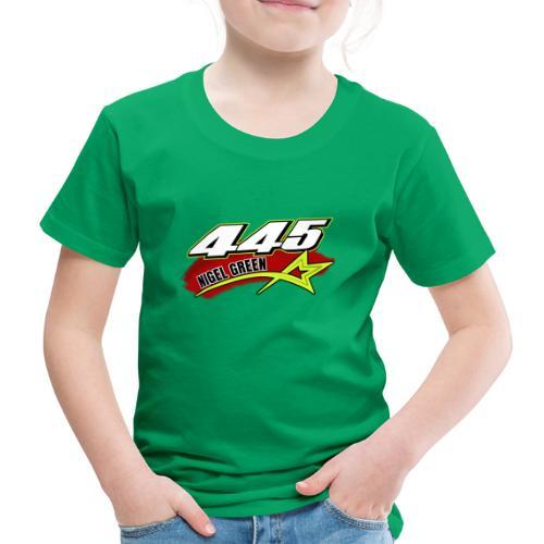 445 Nigel Green Brisca 2019 - Kids' Premium T-Shirt