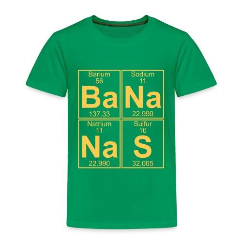 Ba-Na-Na-S (bananas) - Full - Kids' Premium T-Shirt