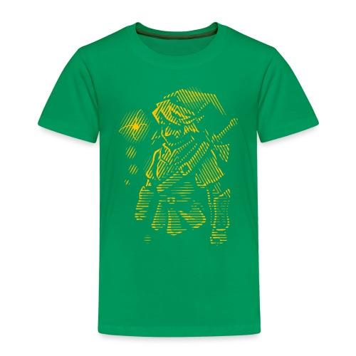 Courage T-shirt - Kids' Premium T-Shirt