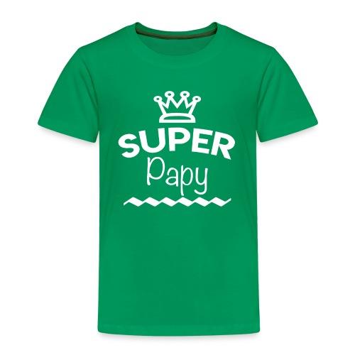 Super Papy - T-shirt Premium Enfant