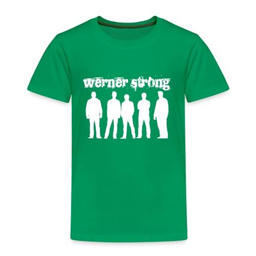 ws_schatten3_weiß_1 - Kinder Premium T-Shirt