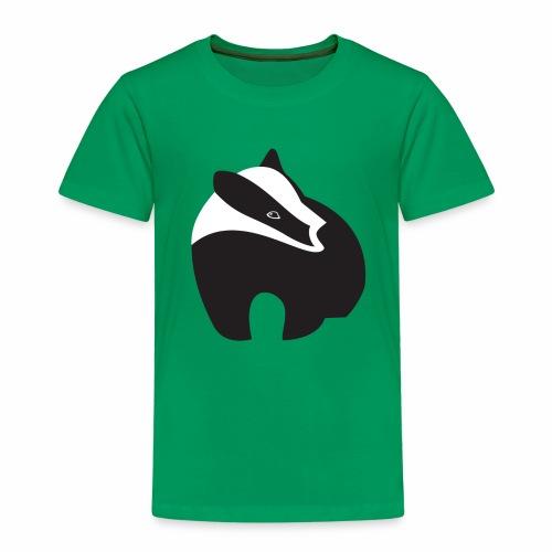logo D B alleen das gif transparant gif - Kinderen Premium T-shirt