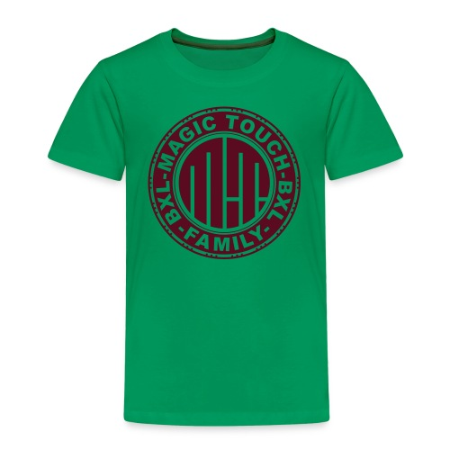 magic touch circle2 - Kids' Premium T-Shirt