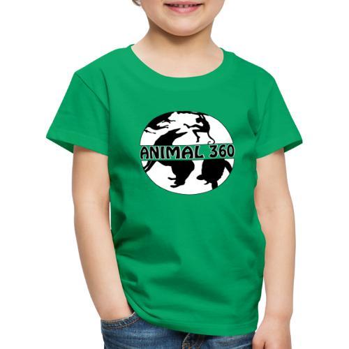 Logo Animal 360 version simple - T-shirt Premium Enfant