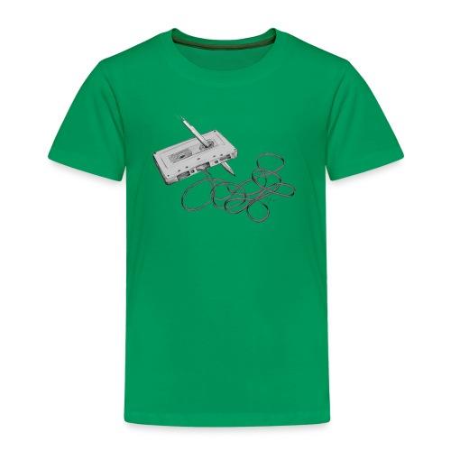 La cassette et son allié - T-shirt Premium Enfant