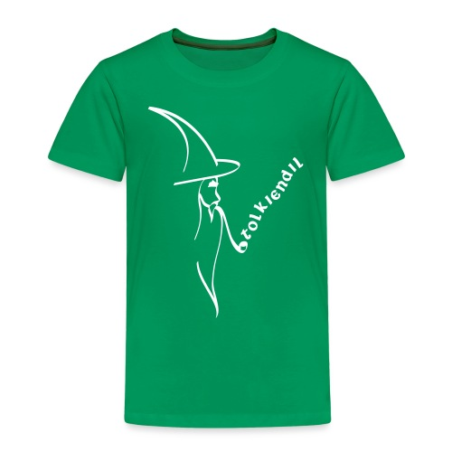 Tolkiendil & Magicien - T-shirt Premium Enfant
