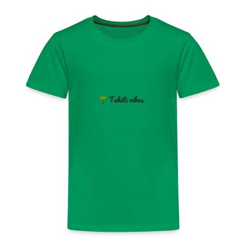 Tahiti vibes - T-shirt Premium Enfant