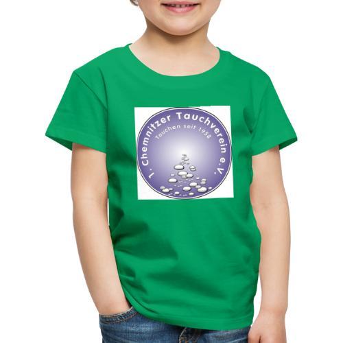 CTV_Logo - Kinder Premium T-Shirt
