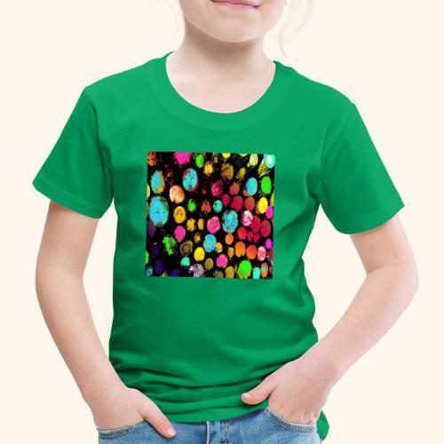 Tronchi arcobaleno - Maglietta Premium per bambini