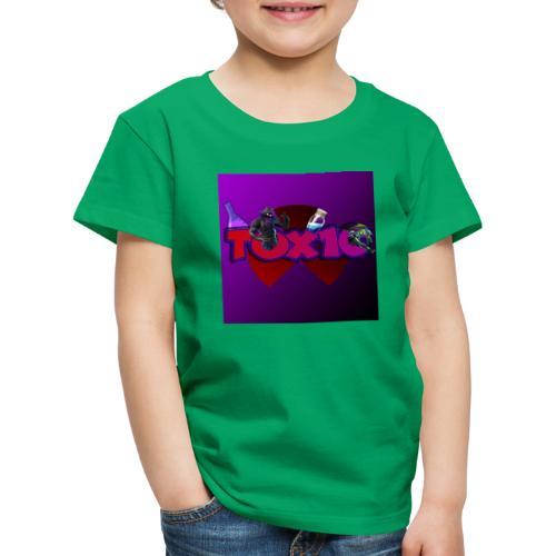 toxic paita - Lasten premium t-paita