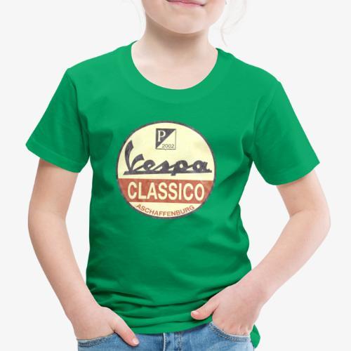 VCA Clublogo Vintage used look - Kinder Premium T-Shirt