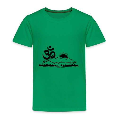 Ohm Landscape - Kinder Premium T-Shirt