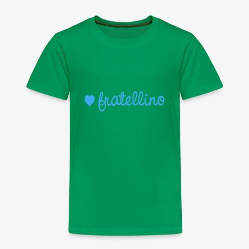 fratellino - Kinder Premium T-Shirt