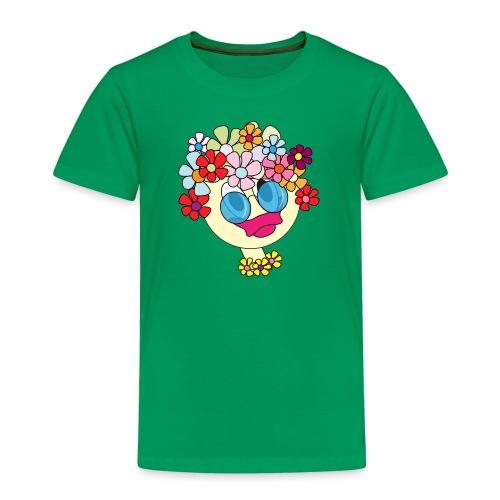 flowergirl soft - Kinder Premium T-Shirt