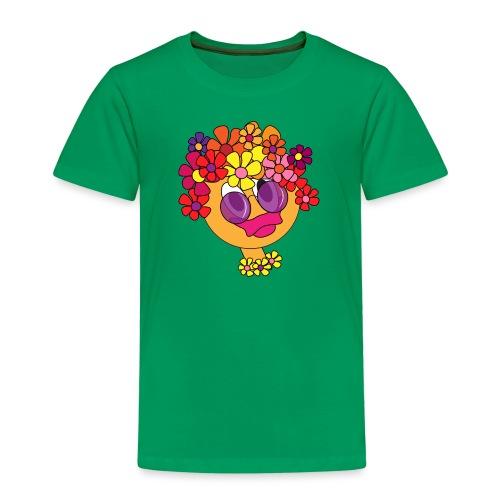 flowergirl - Kinder Premium T-Shirt