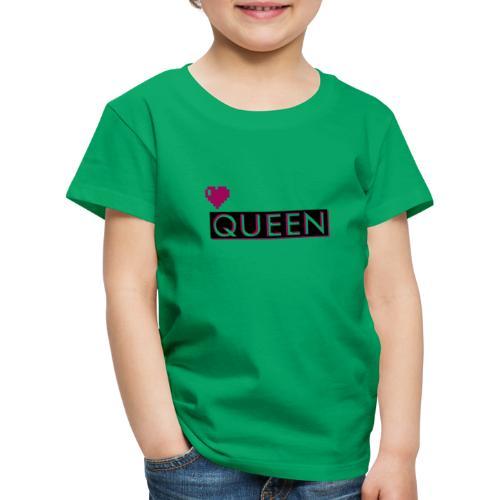Queen, la regina - Maglietta Premium per bambini