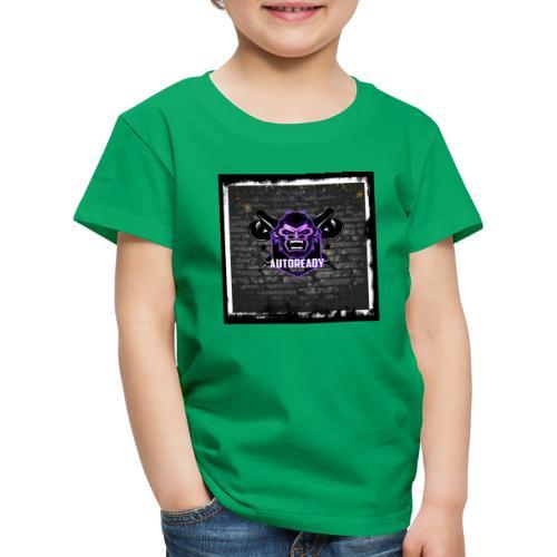 Readygarage0001 - Camiseta premium niño