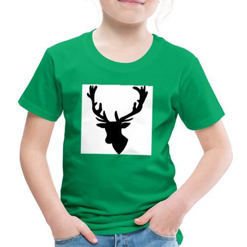 Hirch B - Kinder Premium T-Shirt