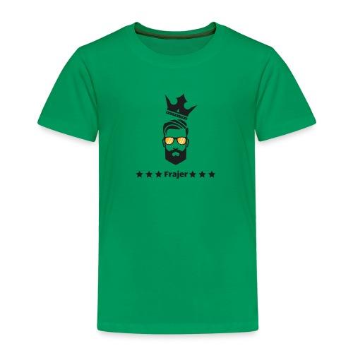 King Frajer - Kinder Premium T-Shirt