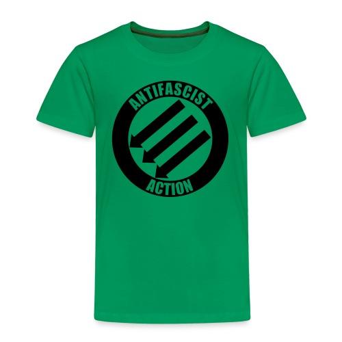 Anti-fascist Action - Koszulka dziecięca Premium