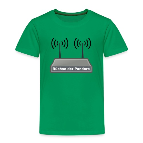 Büchse der Pandora - Kinder Premium T-Shirt