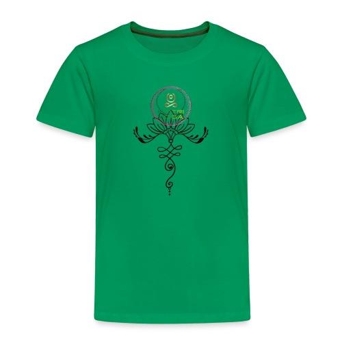 Lotus Unalome MaitriYoga - T-shirt Premium Enfant