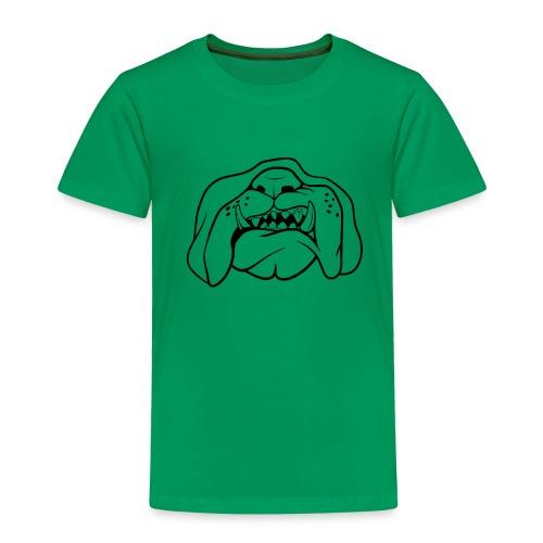 hundenase1 - Kinder Premium T-Shirt