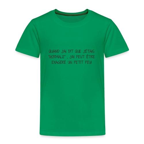 Confidence - T-shirt Premium Enfant