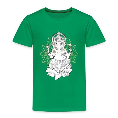 Ganesha - Maglietta Premium per bambini