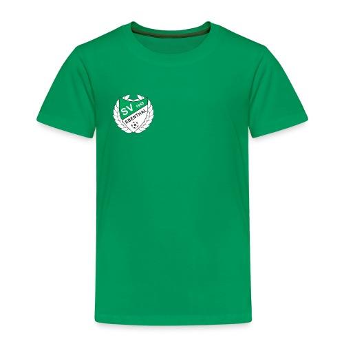 SV Ebenthal Logo - Kinder Premium T-Shirt