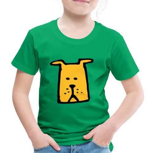 süßer Hund - Design - Geschenk für Kinder - Comic - Kinder Premium T-Shirt