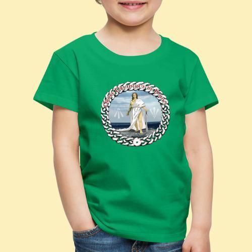 Ordre Druidique de Dahut Logo - T-shirt Premium Enfant