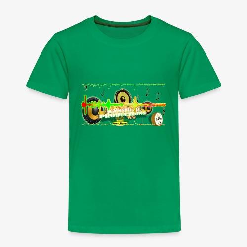 Kansidah Audiowave Music - Kinder Premium T-Shirt