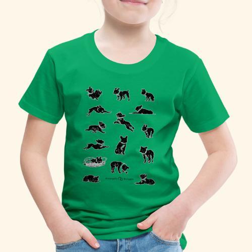 Frenchie - T-shirt Premium Enfant