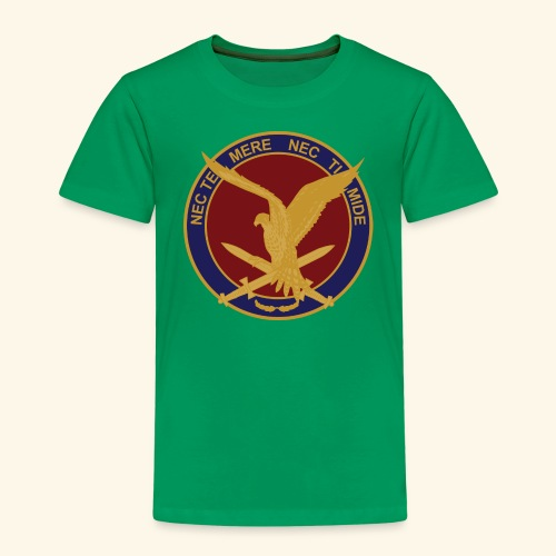 11 aaslt herinneringsenmbleem - Kinderen Premium T-shirt