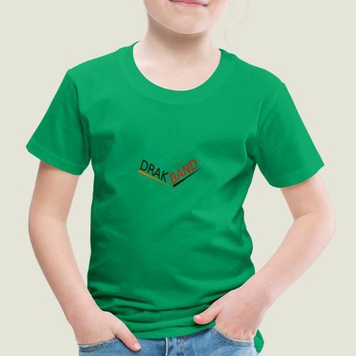 DrakBand Designs - Camiseta premium niño