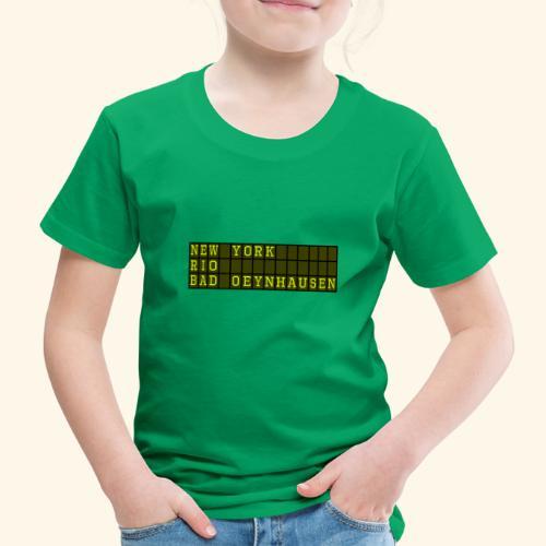 NewYork Rio Bad Oeynhausen - Kinder Premium T-Shirt