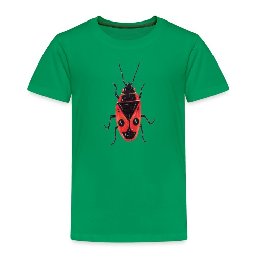 Feuerkäfer - Kinder Premium T-Shirt