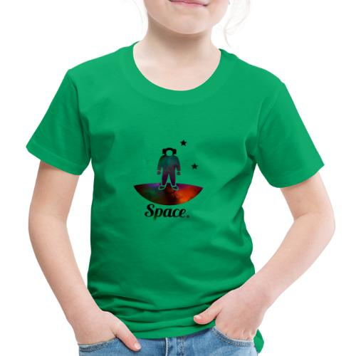 Space. - Kinder Premium T-Shirt