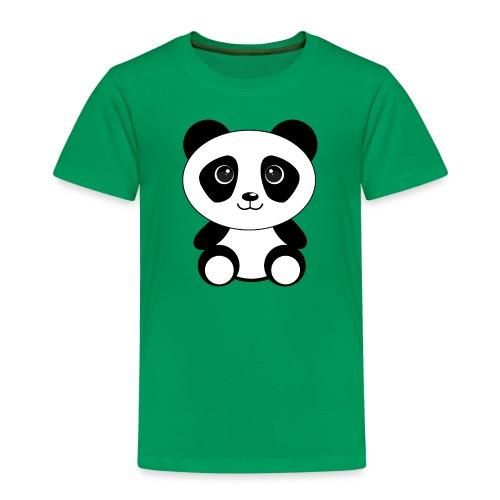 Panda Trend Sommer design - Kinder Premium T-Shirt