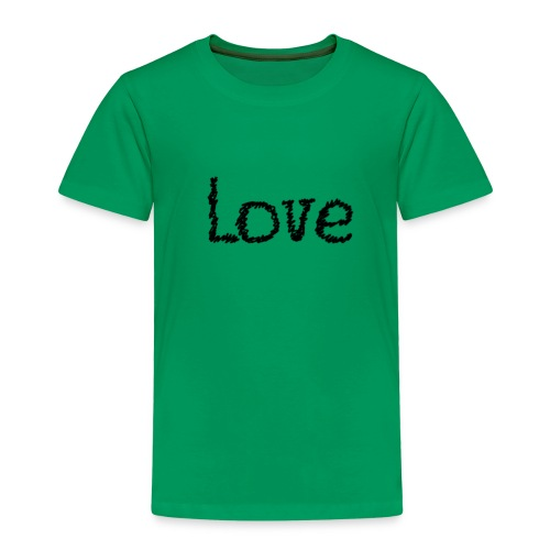 Love sketch - Kinder Premium T-Shirt