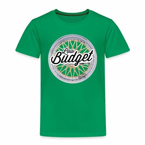 Low Budget Customs - Kinder Premium T-Shirt