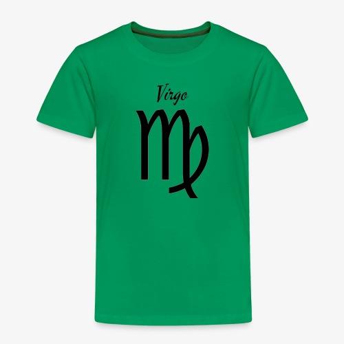 Virgo Sternzeichen T-Shirt - Kinder Premium T-Shirt