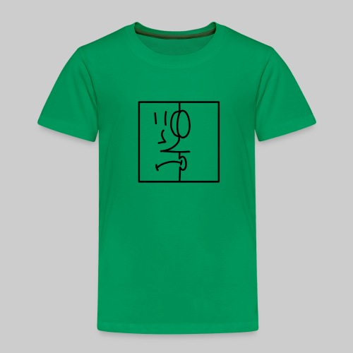 zwei Gesicht - Kinder Premium T-Shirt