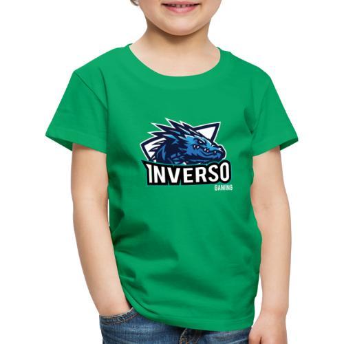 INVERSOGAMINGlogo - Maglietta Premium per bambini