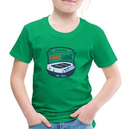 BFM Lake Love - Kinder Premium T-Shirt
