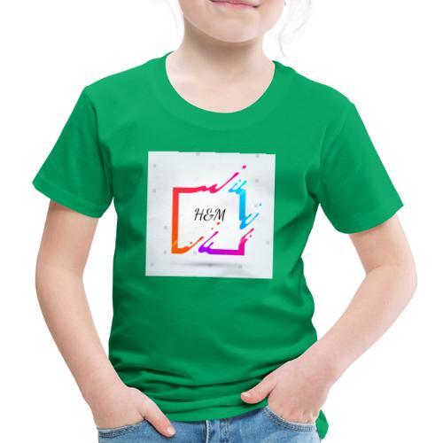 HamidMerct.se - Premium-T-shirt barn
